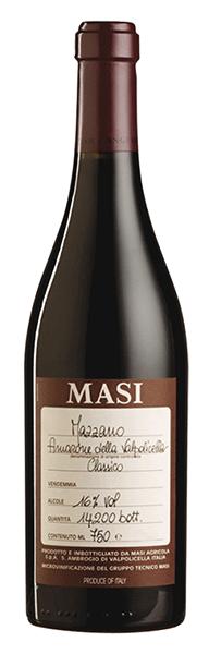 Amarone Della Valpolicella Classico DOC Mazzano 2009 Masi
