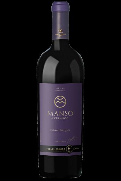 Manso De Velasco Cabernet Sauvignon Viejas Viñas 2012 Miguel Torres