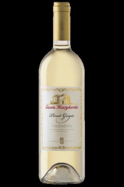 Mezza Bottiglia Valdadige DOC Pinot Grigio 2018 Santa Margherita 375ml