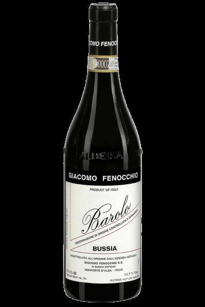 Barolo DOCG Bussia 2017 Giacomo Fenocchio