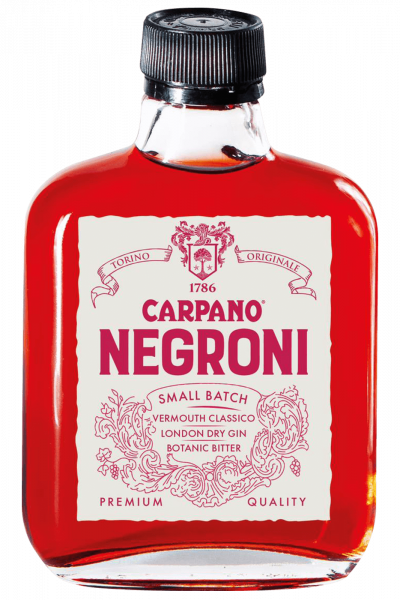 Carpano Negroni Ready To Drink 10cl