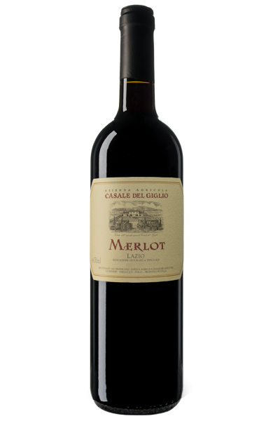 Merlot 2015 Casale Del Giglio