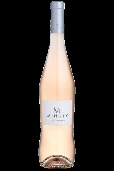 Côtes de Provence AOC Rosé 'M' 2020 Château Minuty