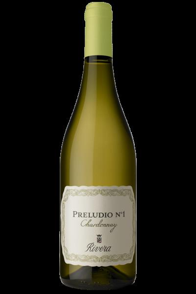 Castel Del Monte DOC Chardonnay Preludio Nº 1 2016 Rivera