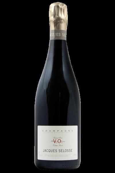 Extra Brut Blanc De Blancs Millésime 2009 Sboccatura 01/2020 Jacques Selosse 75cl