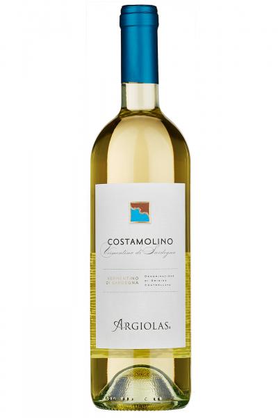 Vermentino Di Sardegna DOC Costamolino 2016 Argiolas