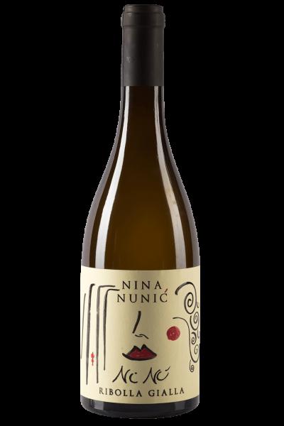 Ribolla Gialla 2019 DOP Nina Nunić