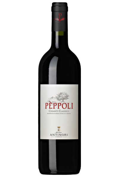 Chianti Classico DOCG Pèppoli 2015 Antinori