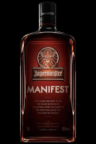 Amaro Jägermeister Manifest 1Litro