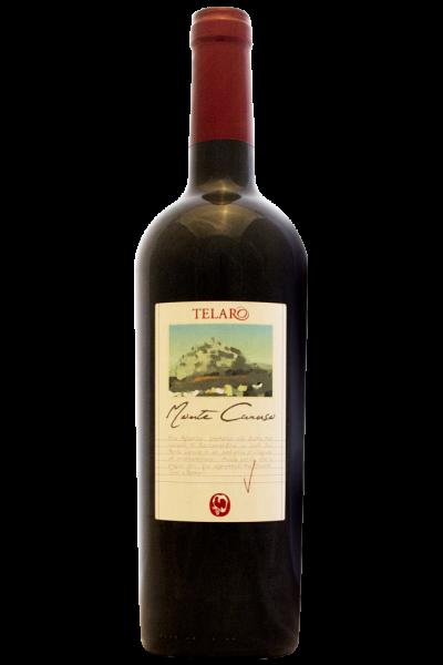 Galluccio Rosso DOC Aglianico Montecaruso 2014 Telaro