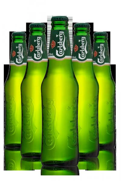 Carlsberg Cassa da 15 bottiglie x 66cl