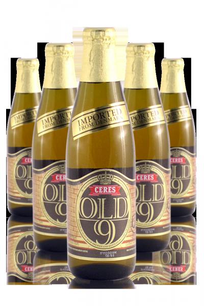 Ceres Old 9 Cassa da 24 bottiglie x 33cl
