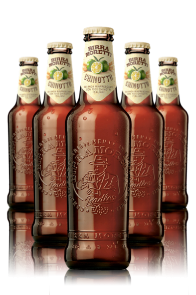 Birra Moretti Radler Chinotto Cassa da 24 bottiglie x 33cl