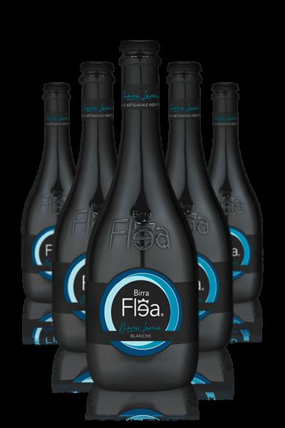 Birra Flea Bianca Lancia Cassa Da 12 Bottiglie x 33cl
