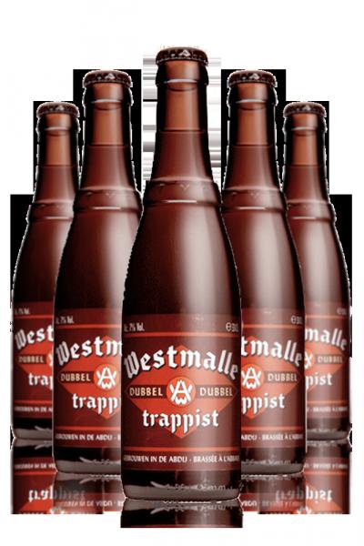 Westmalle Dubbel Cassa Da 12 Bottiglie x 33cl