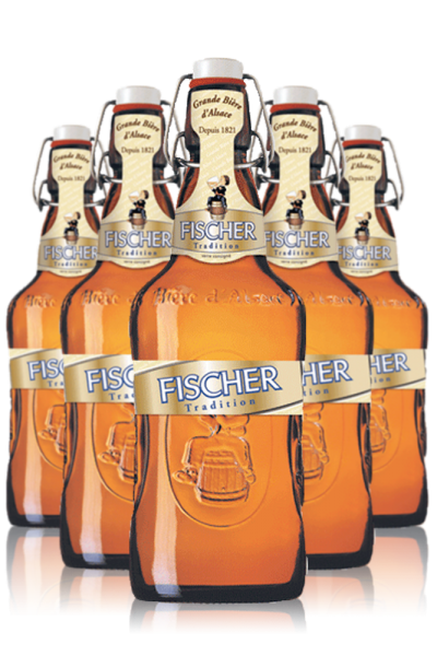 Fischer Tradition Cassa Da 12 Bottiglie x 65cl