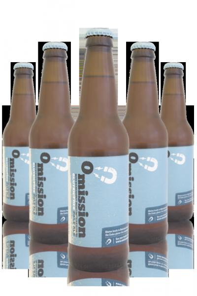 Omission Gluten Free Pale Ale Cassa Da 24 Bottiglie x 35,5cl