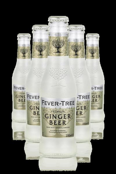 Fever Tree Ginger Beer Cassa da 24 bottiglie x 20cl
