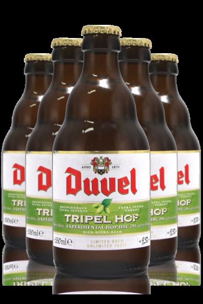 Duvel Tripel Hop Cassa Da 24 Bottiglie x 33cl