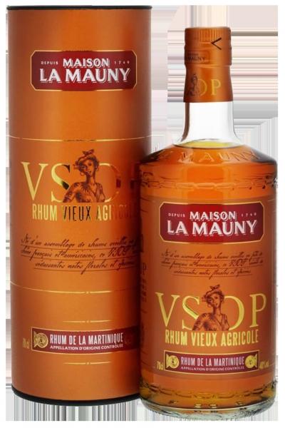 Rum La Mauny Vieux Agricole Martinique V.S.O.P 70cl (Astucciato)