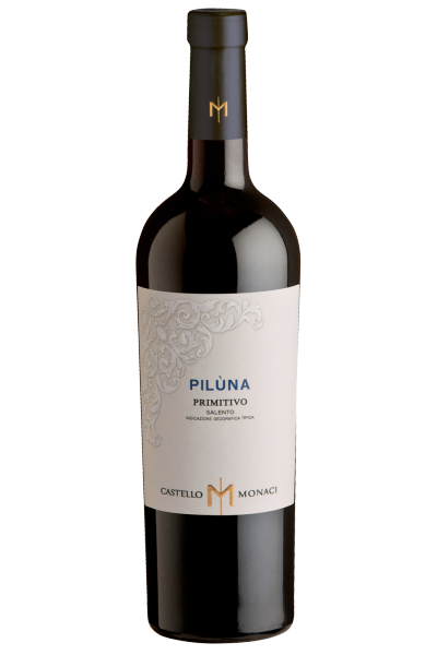 Primitivo Pilùna 2018 Castello Monaci