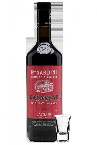 Rabarbaro Nardini 1Litro