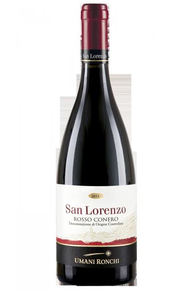 Rosso Conero DOC San Lorenzo 2016 Umani Ronchi