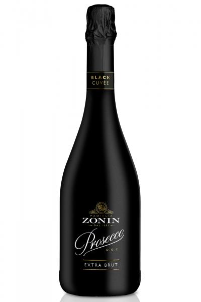 Prosecco DOC Extra Brut Black Edition Zonin