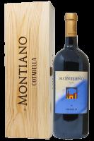 Montiano 2016 Cotarella (Magnum Cassetta in Legno)