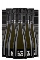 6 Bottiglie Prosecco Treviso DOC Millesimato 2019 Bernabei