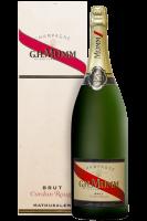 Cordon Rouge Brut Mumm 6Litri (Mathusalem con Cassetta in Legno)