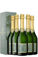 6 Bottiglie Brut Classic Deutz 75cl (Astucciato)