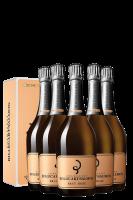6 Bottiglie Brut Rosé Billecart-Salmon 75cl (Astucciato)