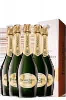 6 Bottiglie Grand Brut Perrier-Joüet 75cl (Astucciato)