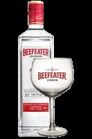 Gin Beefeater 1Litro + 2 Bicchieri OMAGGIO