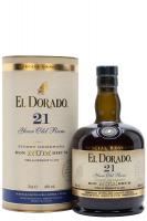 Rum 21 Anni Special Reserve El Dorado Guyana 70cl (Astucciato)
