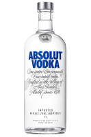 Vodka Absolut Clear 1Litro
