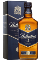 Ballantine's Blended Scotch Whisky Aged 12 Years 70cl (Astucciato)