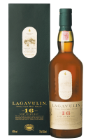 Lagavulin 16 Anni Islay Single Malt Scotch Whisky 70cl (Astucciato)