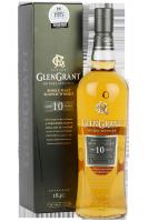 Glen Grant Single Malt Scotch Whisky Aged 10 Years 70cl (Astucciato)