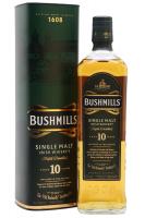 Bushmills Single Malt Irish Whiskey Aged 10 Years 70cl