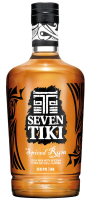 Rum Spiced Seven Tiki 70cl
