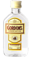 Mignon Gin London Dry Gordon's 5cl