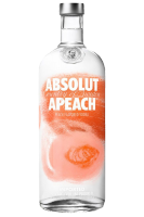 Vodka Absolut Apeach 1Litro