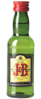 Mignon J&B Rare Blended Scotch Whisky 5cl