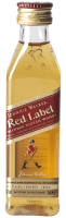 Mignon Johnnie Walker Red Label Old Scotch Whisky 5cl
