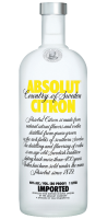Vodka Absolut Citron 1Litro