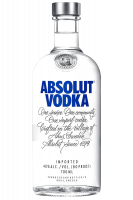 "Vodka Absolut Limited Edition ""Rainbow"" + 2 Bicchieri"