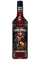 Rum Black Jamaica Captain Morgan 1Litro