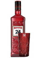 Gin Beefeater 24 70cl + 2 Bicchieri OMAGGIO
